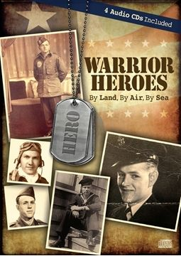 Show details for Warrior Heroes: By Land, By Air, By Sea