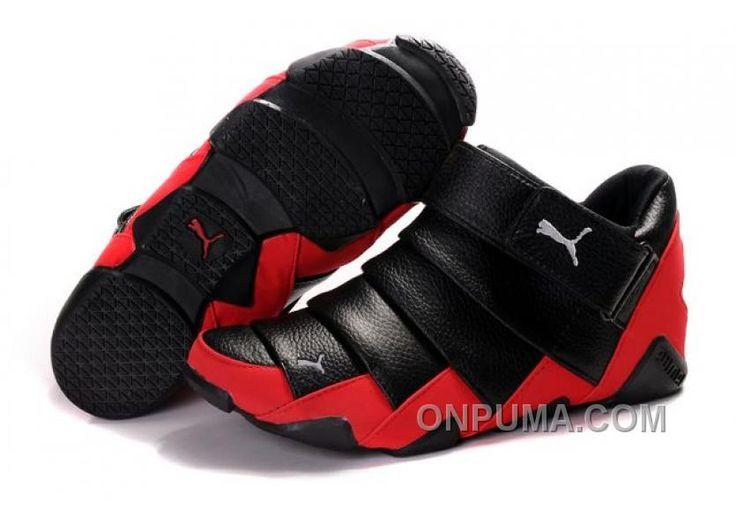 http://www.onpuma.com/mens-puma-mummy-high-shoes-black-red-authentic.html MENS PUMA MUMMY HIGH SHOES BLACK RED AUTHENTIC Only $74.00 , Free Shipping!