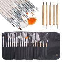 kit de pinceles para manicura barato