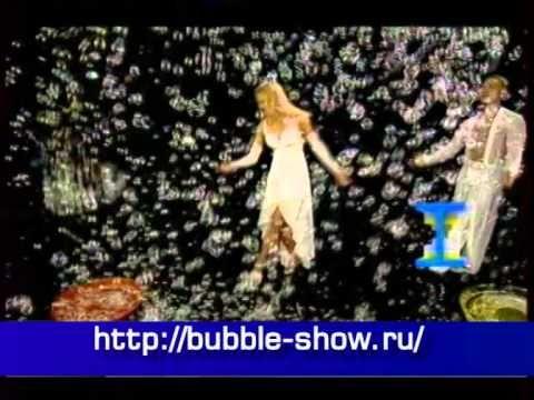 Секрет раствора. Шоу мыльных пузырей Чуйко 1 канал