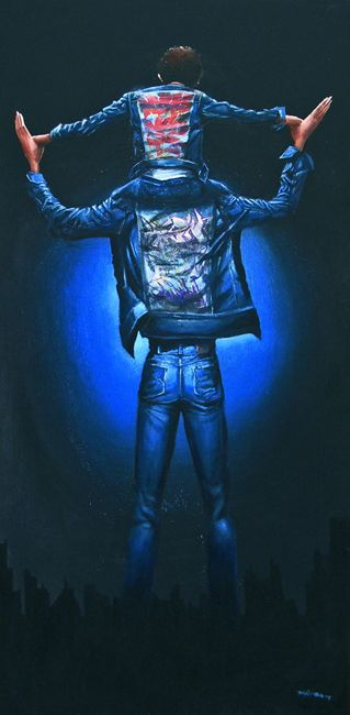 ONE LOVE - FRANK MORRISON