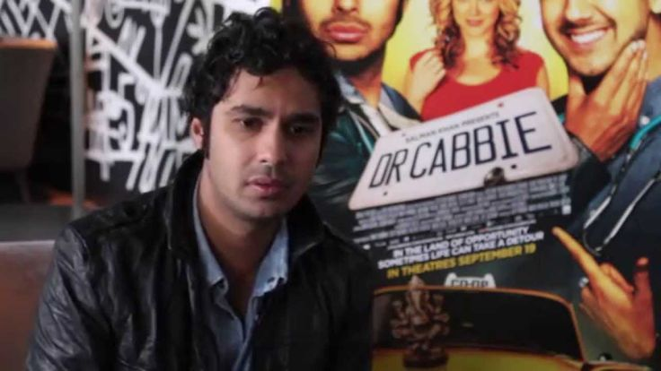 OCTV: SPECIAL: 'DR CABBIE' PART 2 WITH KUNAL NAYYAR & ISABELLE KAIF