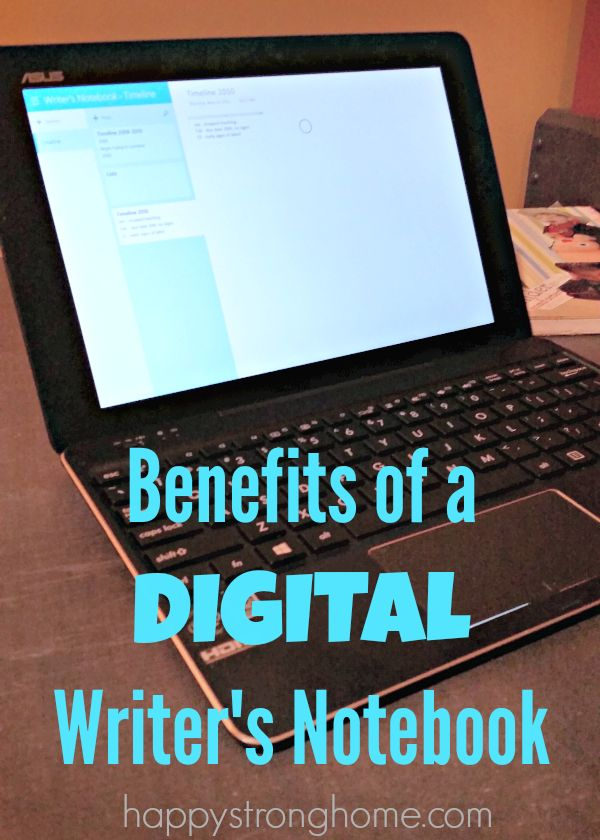 So you want to be a writer... but don't want a bunch of paper floating around? Here are the benefits of a digital writer's notebook - read this and then hop into my writing workshop - writing tips and tutorials for capturing your stories! #Intel2in1 #sponsored