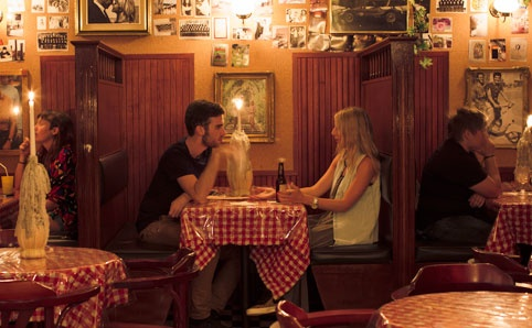 Frankie's Pizza 50 Hunter St- Sydney - Bars & Pubs - Time Out Sydney