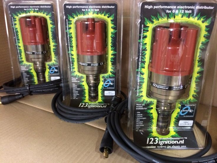 113 electronic ignition for all 4 cyl landys available