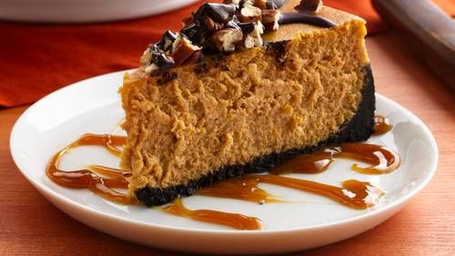 Turtle Pumpkin Cheesecake + 19 more pumpkin deserts