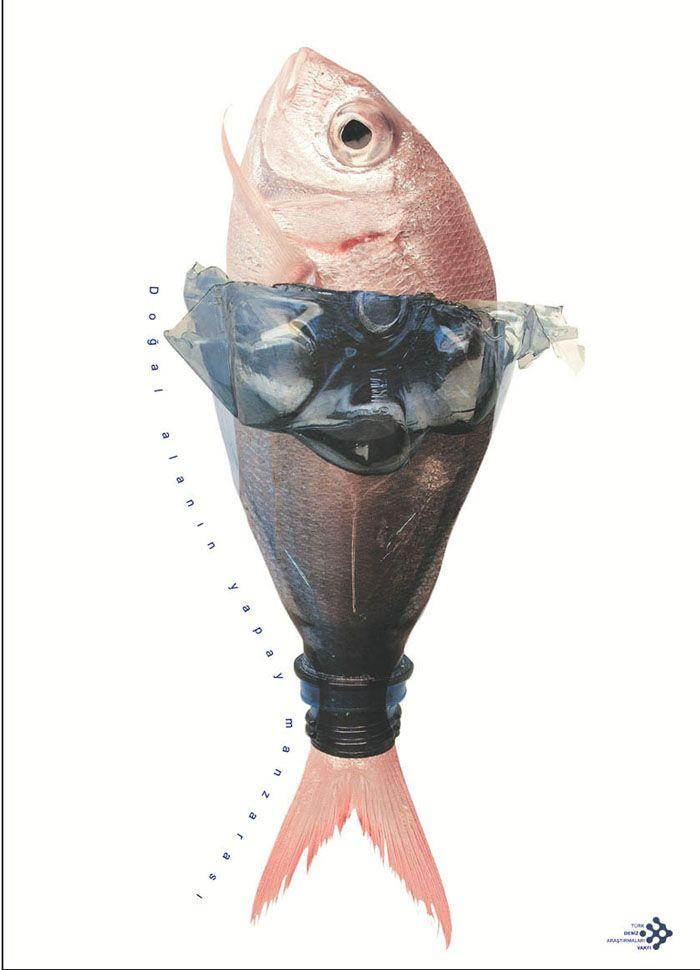 SEA POLLUTION by sukrang.deviantart.com on @deviantART