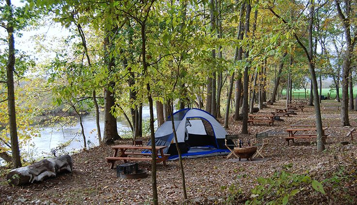 There is no better way to get back to nature than to pitch a tent and take on the wilderness. You'll find hundreds of camping facilities around the state, but how about taking a trip to some tent-only campgrounds? Or better yet, campgrounds that have no vehicular access? They're worth the experience.