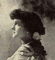 Delmira Agustini  Delmira Agustini, um poeta uruguaio, é considerado um dos maiores poetas latino-americanos fêmeas do início do século 20. Wikipedia