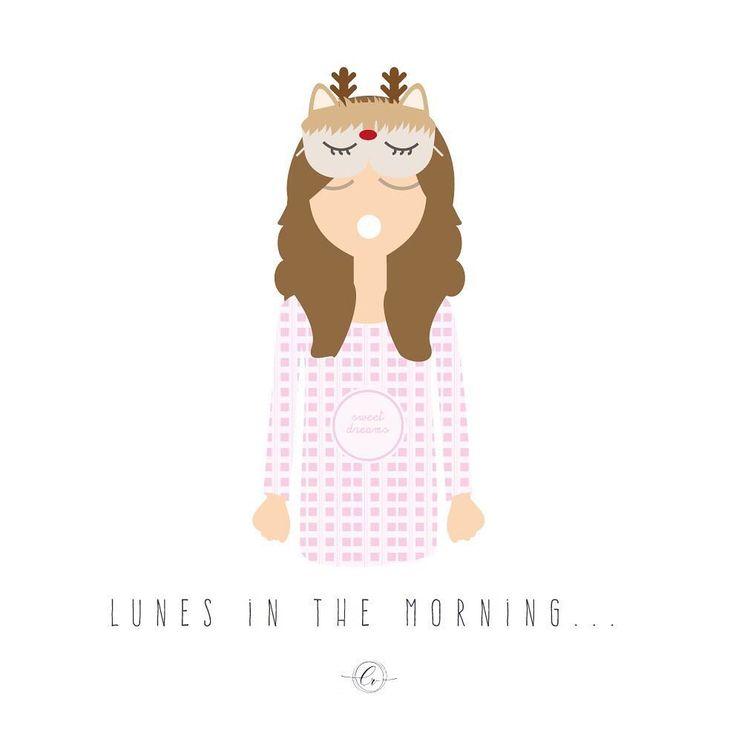 Lunes por la mañana.... 😶 #buenosdias #lunes #goodmorning #design #graphicdesign #flatdesign #vector #adobeillustrator #ilustracion