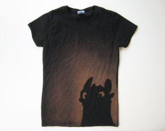 Édenté de façon à former votre Dragon t-shirt (femmes)