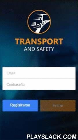 Transport And Safety  Android App - playslack.com , Transport and Safety es una app gratuita altamente eficiente de innovación logística que permite a las empresas de transporte, logística y seguridad desarrollar un grupo de comunicación efectiva por medio de sus teléfonos inteligentes, creando órdenes de servicio, listado de despacho y estadística de operación. Así mismo evidencias de cada servicio de entrega o recolección Para reportar en tiempo real los servicios a carga, ruta, bitácoras…