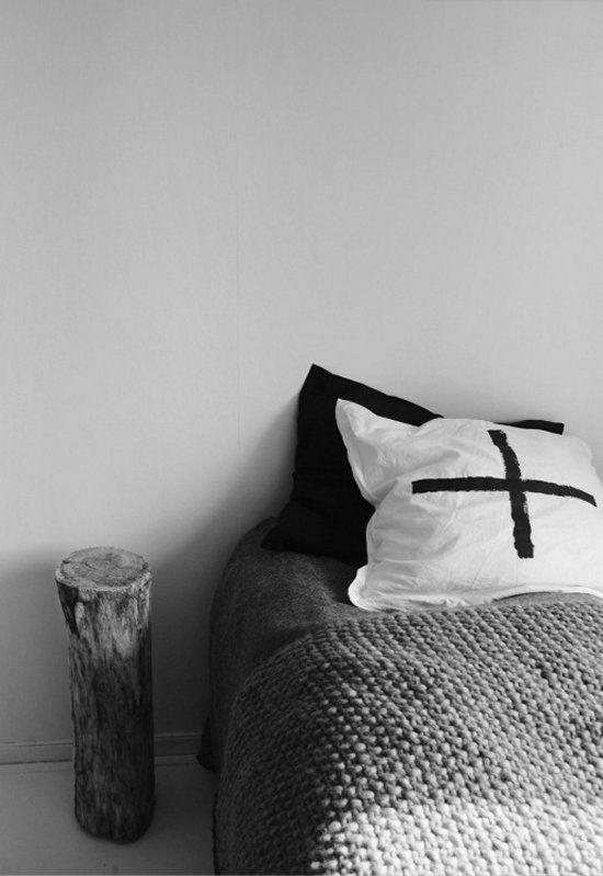 sleep here • sign • moa + holmberg
