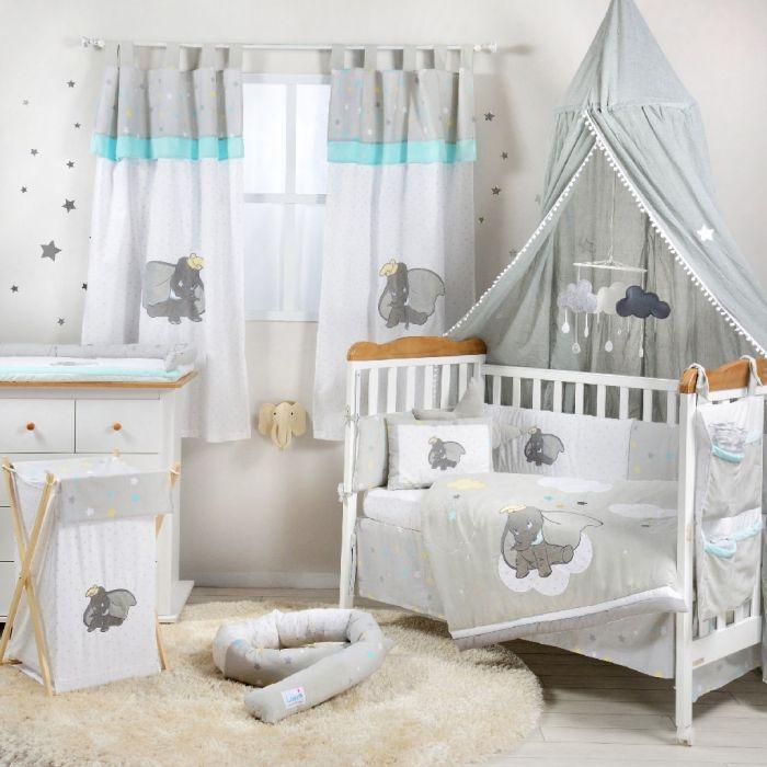 Dumbo Crib Bedding Set Baby Nursery Collection Baby Bedding Design Habitacion Bebe Nia
