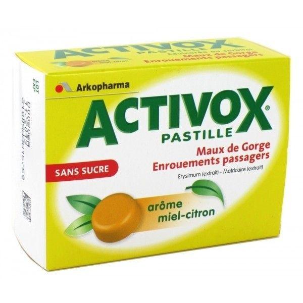 Arkopharma Activox Est Un Complement Alimentaire Avec Edulcorant