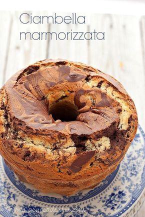 Ciambella marmorizzata | La Cuoca Dentro