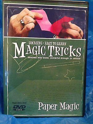 #Amazing easy to learn #magic tricks:  #paper #magic - learn #paper #magic tricks,  View more on the LINK: http://www.zeppy.io/product/gb/2/251637086555/