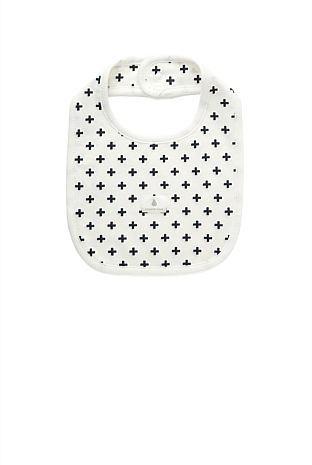 Unisex Cross Bib