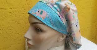 moldes de toucas cirurgicas - Pesquisa Google