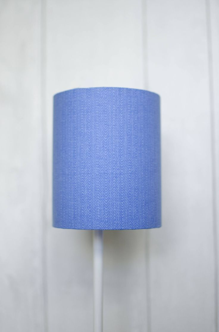 Blue lamp shade, Sky blue, Carolina blue lamp, Simple lamp, Blue lampshade, Herringbone fabric, Simple decor, Drum lampshade, Light shade by ShadowbrightLamps on Etsy https://www.etsy.com/uk/listing/551416331/blue-lamp-shade-sky-blue-carolina-blue