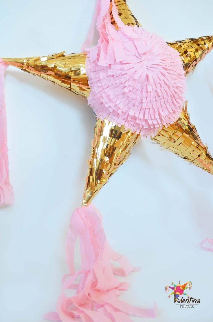 Stern Piñata - Star pinata - piñata estrella Valentina Piñatas ♥ Ihr kreatives Team mit frischen Ideen. Die schönsten Piñatas in Deutschland! In DE handgemacht mir einer fairen und umweltbewusste Herstellung!