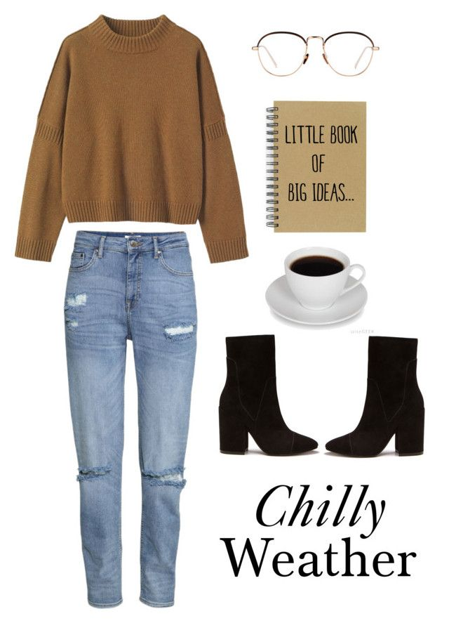 """""""Chilly Weather"""" by rociorocx ❤ liked on Polyvore featuring Toast and Linda Farrow"""