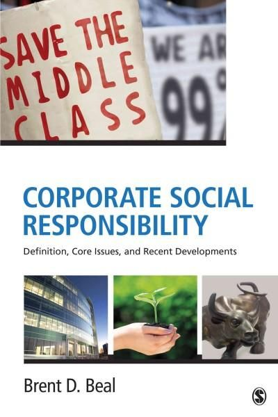 Corporate Social Responsibility: Definition, Core Issues, and Recent Developments
