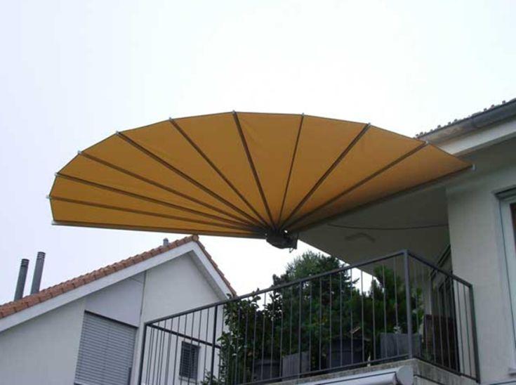 Маркизы: ковшевые, балконные, локтевые, парусные и радиусные - Дизайн интерьеров | Идеи вашего дома | Lodgers