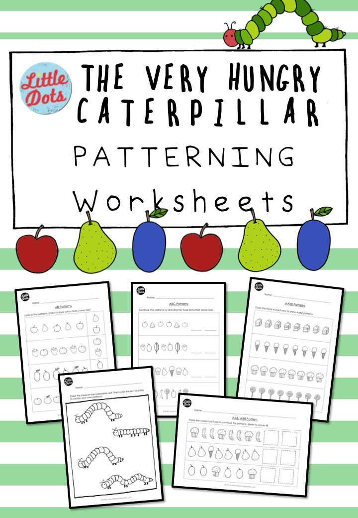 36 best The Very Hungry Caterpillar Theme Activities images on ...