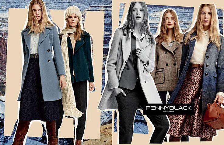 Pennyblack tendenze moda autunno 2015: la nuova collezione