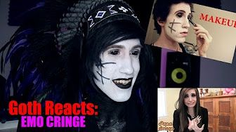 Goth Reacts to 100 Layers of Cum (Trisha Paytas) - YouTube