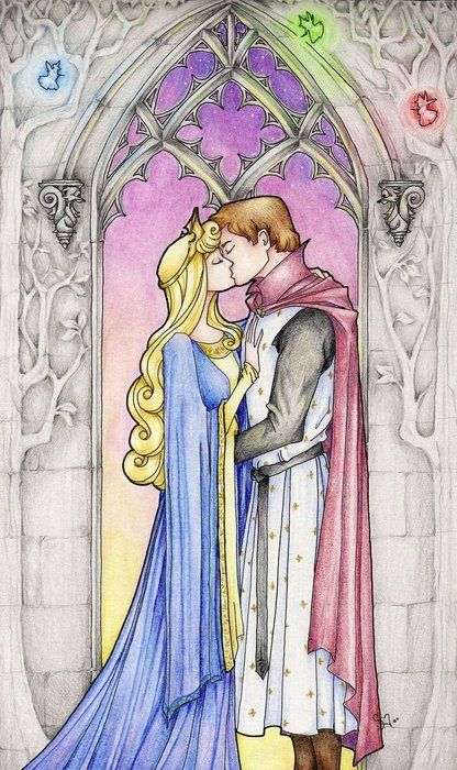 12 Kissing And Charming Prince Cinderella