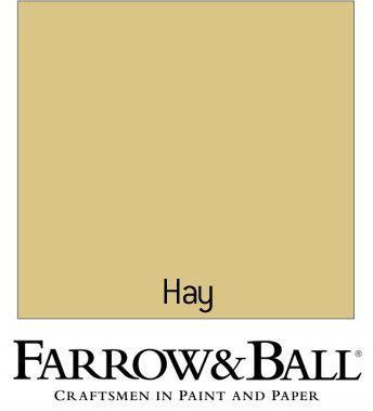 Farrow & Ball No.37 Hay - Masonry Paint - 5L | Homebase