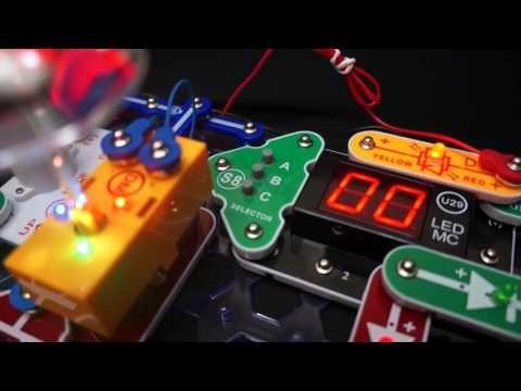 Snap Circuits® Arcade - Model:  SCA-200