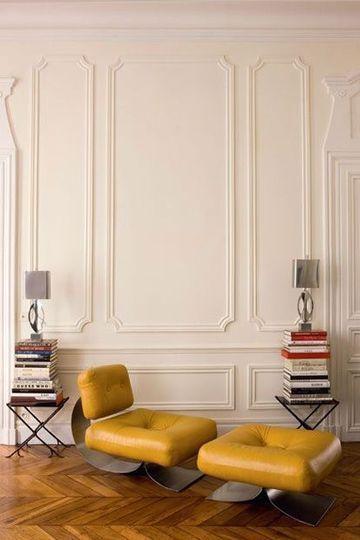 L'appartement au design à la lettre de Stéphane Michot - CôtéMaison.fr