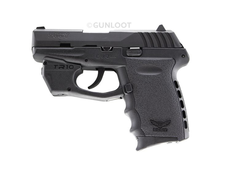 SCCY CPX-2 9Mm Holsters | SCCY CPX-2 CB and ArmaLaser TR10