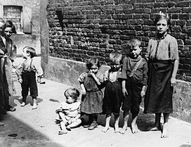 Lavoro minorile nell'Inghilterra vittoriana - Wikipedia