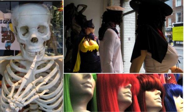 Halloween costume stores toronto hakkında Pinterest'teki en iyi 10 ...