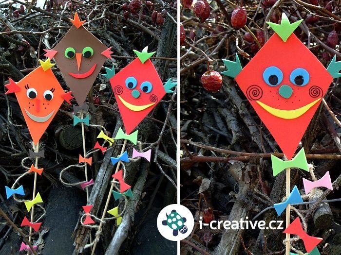 podzimní dekorace - tvoříme s dětmi