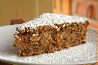 un cucchiaino di zucchero: TORTA CAROTE E NOCI (cook in progress)