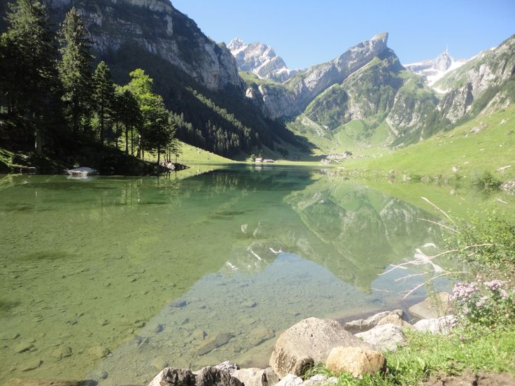 Seealpsee   Switzerland