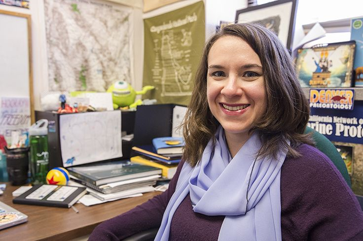 Ph.D. student pioneers storytelling strategies for science communication - Sara Elshafie, who studies paleontology, learned from Pixar how to tell better stories about scientific research