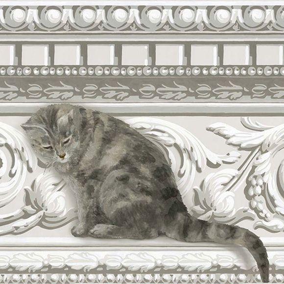 Les 25 meilleures id es concernant frise papier peint sur pinterest ivy ble - Frise papier peint 4 murs ...
