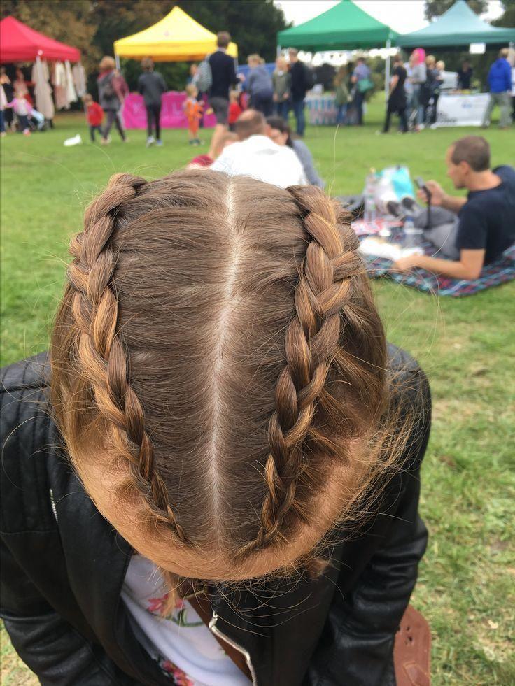 Dutch braids or boxer braids #Boxer #boxerbraids …