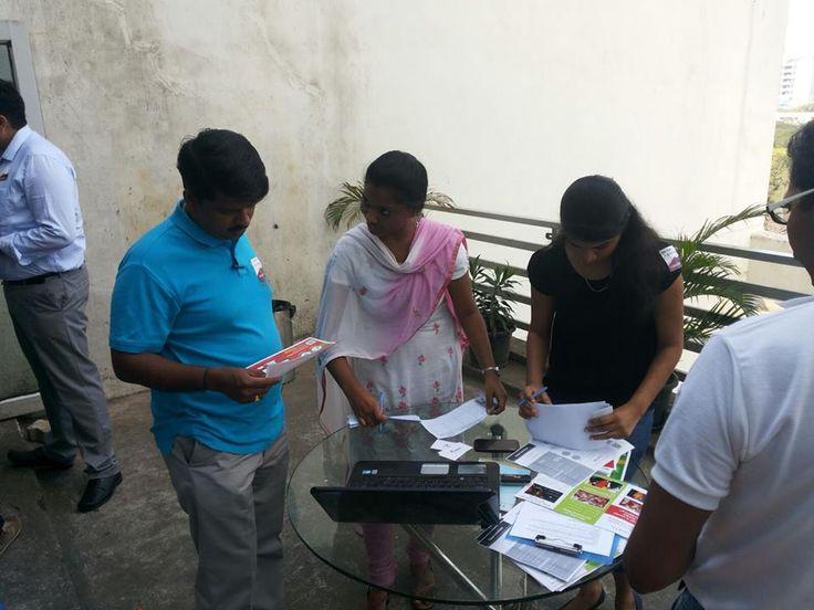 eetti team activities at headstart chennai visit http://eetti.com....