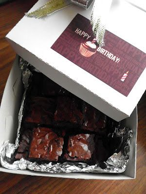 S vášní pro jídlo: Peprmintové brownies