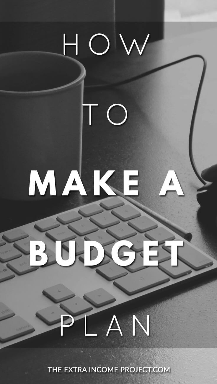how to plan a family budget