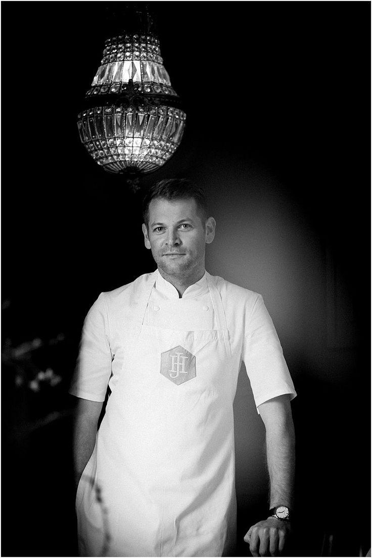 Jan Hendrik van der Westhuizen van Restaurant JAN in Nice, Frankryk