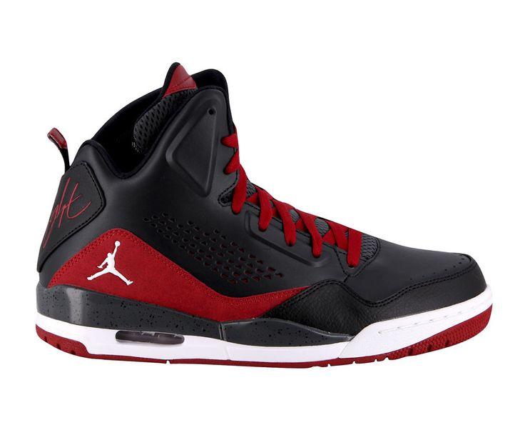 Chaussures Basket Air Jordan SC3 Noir/Rouge prix promo Baskets Homme Made In Sport 84.00 € TTC au lieu de 120 €