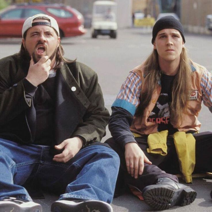 JAY AND SILENT BOB STRIKE BACK   Starring Jason Mewes & Kevin Smith   buy now at miramax.com